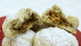 Celebrating Christmas in Egypt and Kahk Cookies