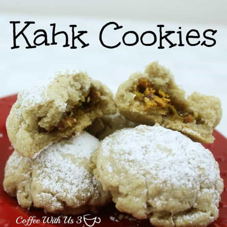 Kahk Cookies