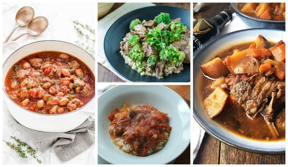 Delicious Slow Cooker Stew Meat Recipes