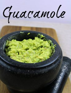 Super Simple Guacamole