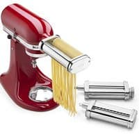 KitchenAid Pasta Roller & Cutter Attachment Set