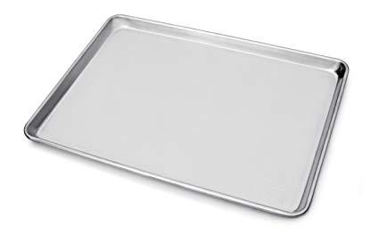 New Star Foodservice Commercial 18-Gauge Aluminum Sheet Pan