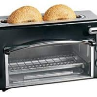 Hamilton Beach Toastation 2-Slice Toaster and Countertop Oven