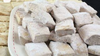Mocha Marshmallows