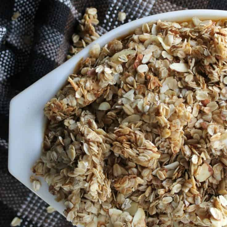 Easy and Versatile Granola