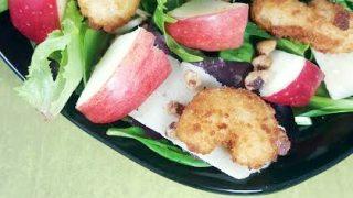 Shrimp Parmesan Salad Recipe