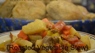 Roasted Vegetable Stew