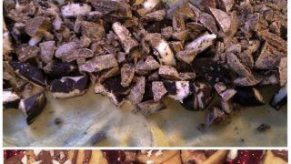 York Peppermint Turnovers Recipe