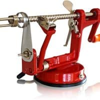 CAST IRON APPLE PEELER