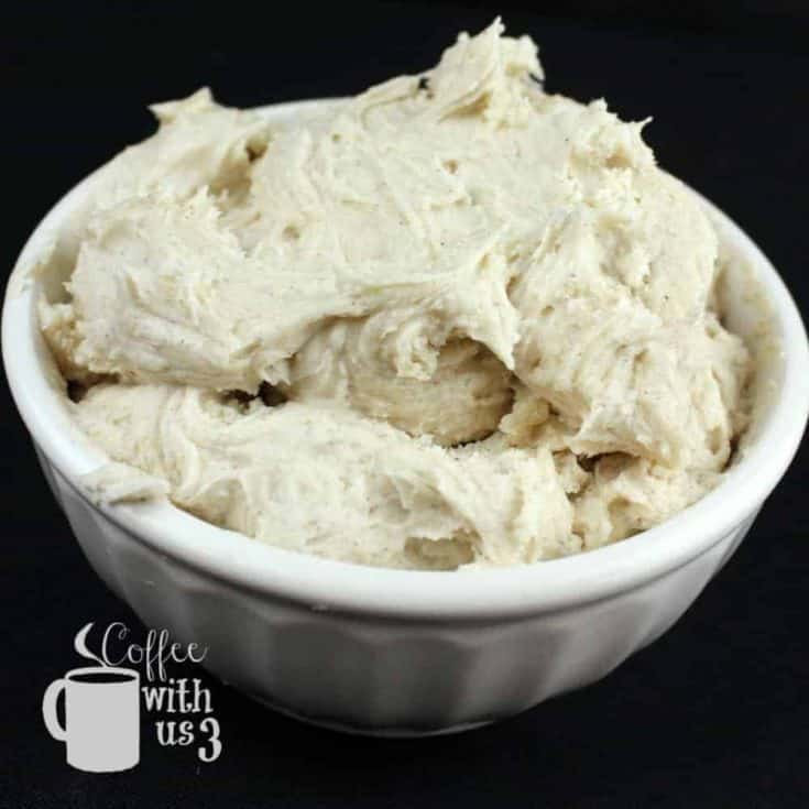 Chai Buttercream
