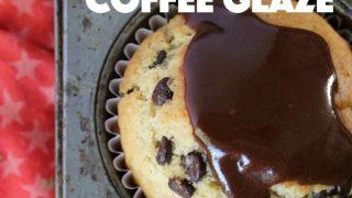 Chocolate Coffee Glaze