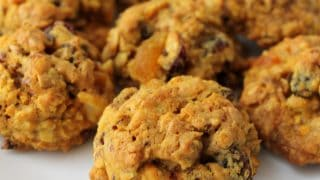Sunrise Breakfast Cookies