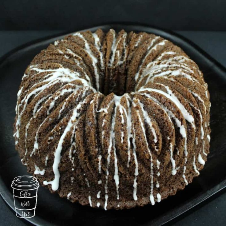 Chocolate Cheesecake Pudding Bundt Cake